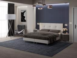 Кровать Bern Boxspring Elite