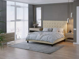 Кровать Madrid Boxspring Elite